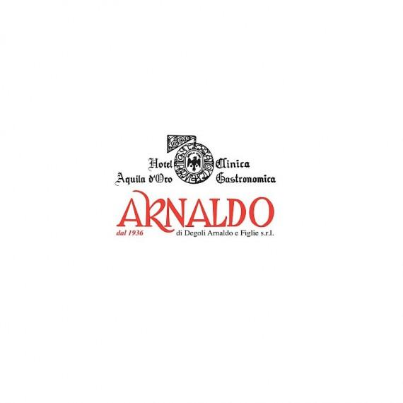 ARNALDO CLINICA GASTRONOMICA - RISTORANTE - LOGO - SQUARE