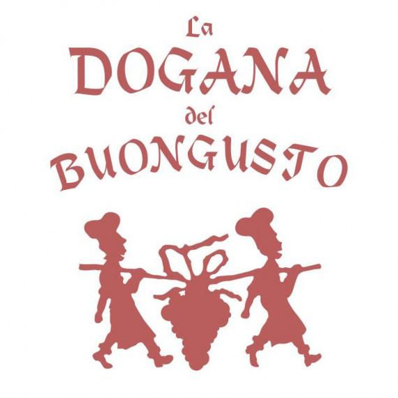 LOGO LA DOGANA DEL BUONGUSTO SQUARE - RISTORANTE