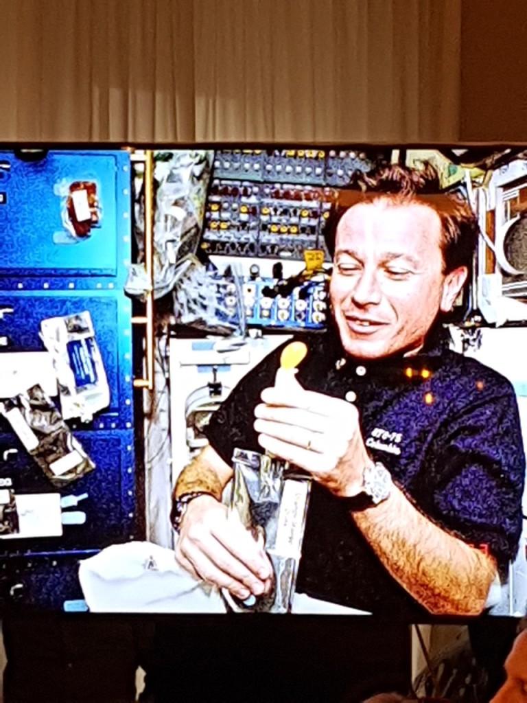 Feelingfood_Maurizio_cheli_astronauta